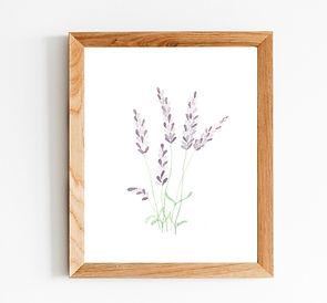 Lavender Watercolour Print.jpg