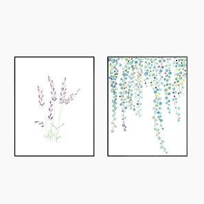 Lavender and Pearl Plant Print Set.jpg