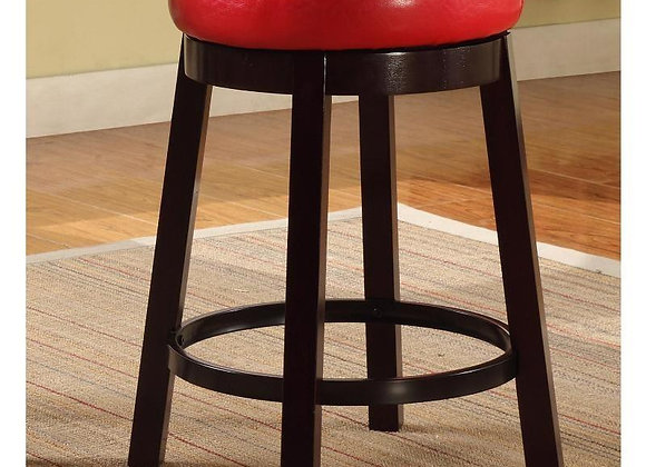 Wendy Red Bar & Counter Height Stool