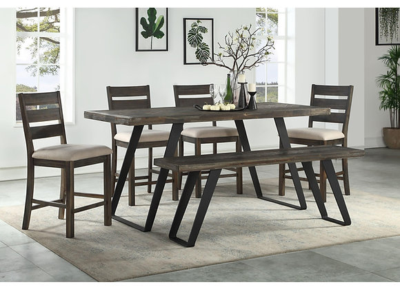 Aspen Court Counter Height Dining Table Set