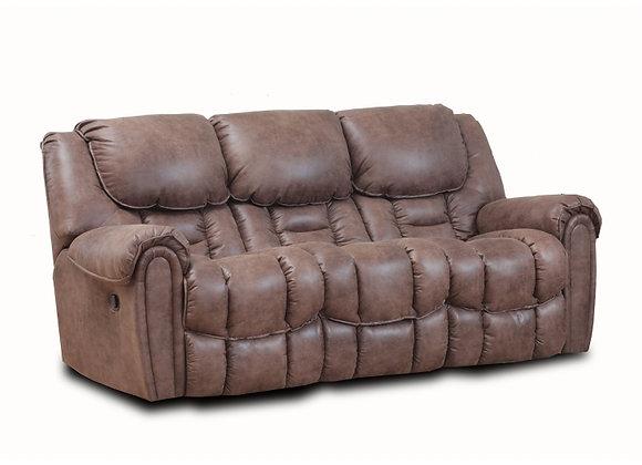 Mocha Power Sofa