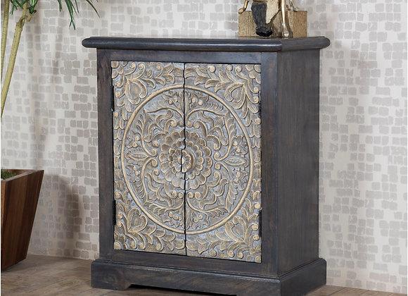 Colony Dark Grey Cabinet