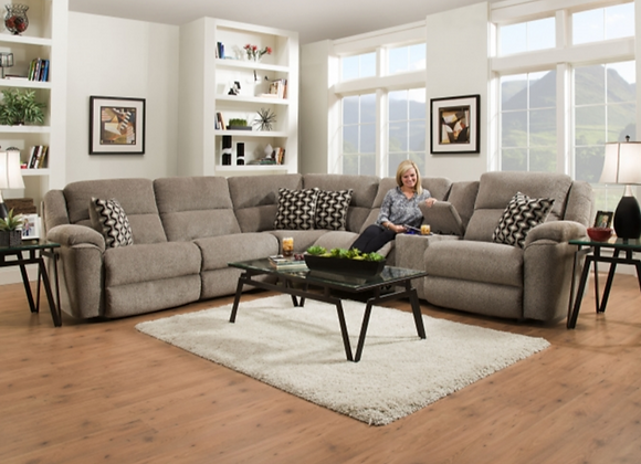 Gusto Platinum Sectional