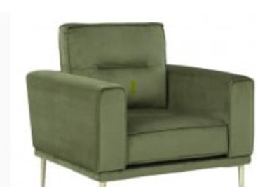 Macleary Moss Collection - accent chair