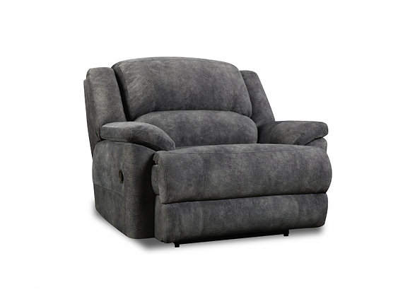 Imagine Grey Reclining Chair 1/2