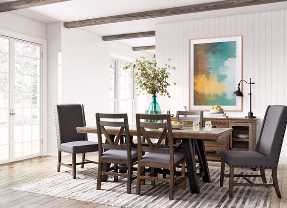 Loft Brown Dining Collection