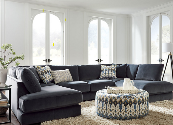 Rizzo Stationary Sectional
