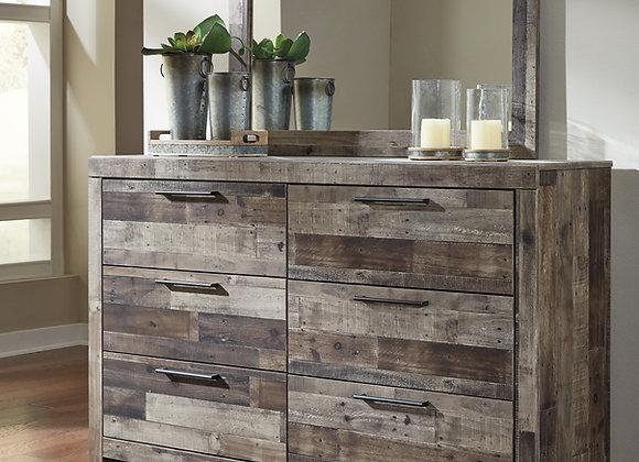 Derekson Dresser (Multi Gray)