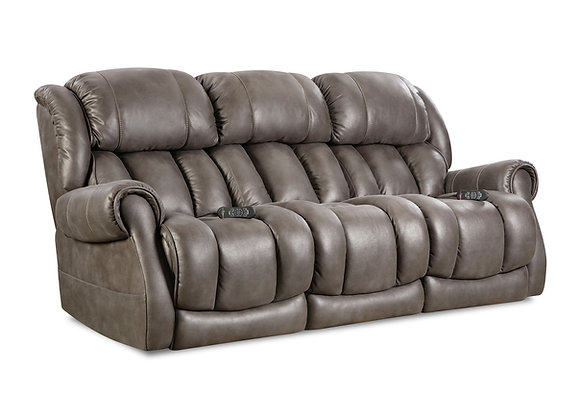 Berkley Slate Power Sofa