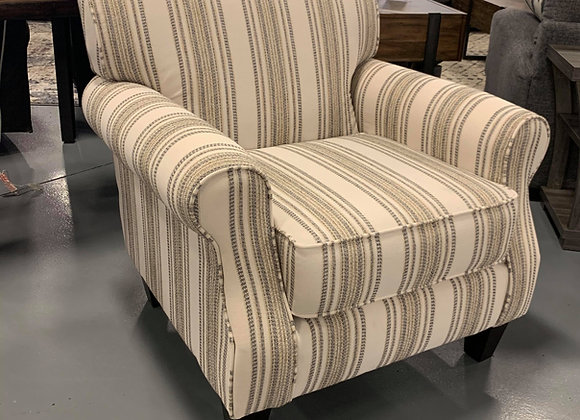 Birmingham Sterling Accent Chair