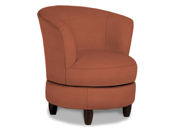 Palmona Swiel Chair (Papaya)