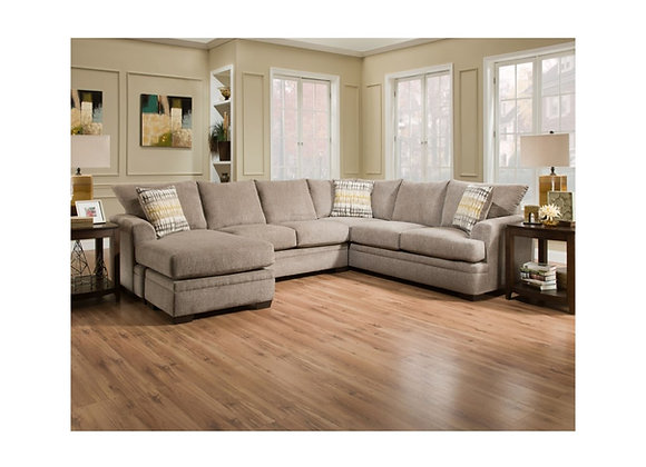 Perth Pewter Sectional