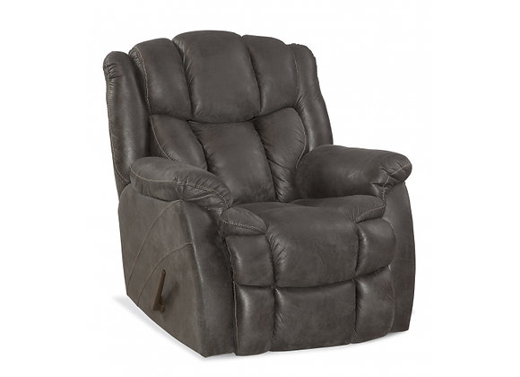 Renegade Grey Rocker Recliner