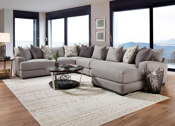 Brentwood Ash Sectional