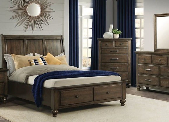 Chatham Gray Bedroom Group