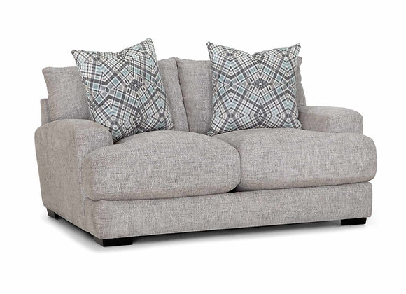 Crosby Grey Collection - Loveseat