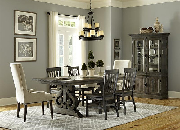 Bellamy Dining Collection with China Cabinet