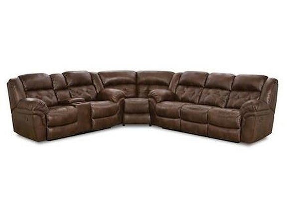 Padre Expresso Wedge Sectional