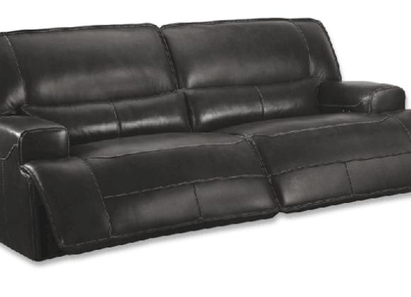 Denali Charcoal Rocking Sofa