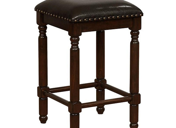 Chadwick Espresso Counter Height Stool 24""
