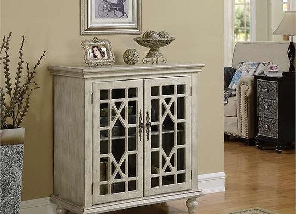 """Millstone 2 Door Cabinet 36"""" (Ivory)"""