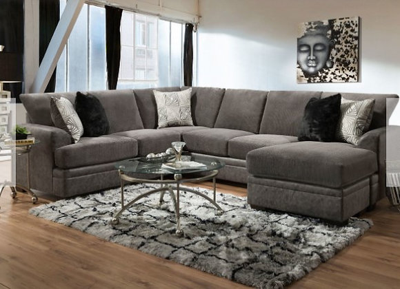 Akan Graphite Sectional