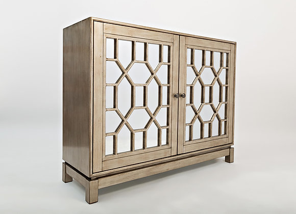 Casa Bella Mirrored Console 50""