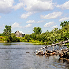 Thessalon River