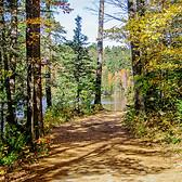 A Peaceful View Hiawatha