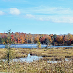Fall Day on Red Rock Road Lake Superior ( 2 )