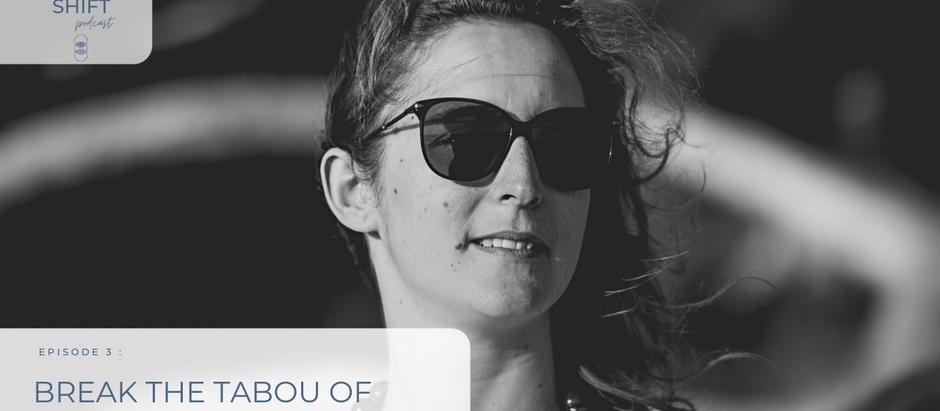 3: Break the taboo of burnout