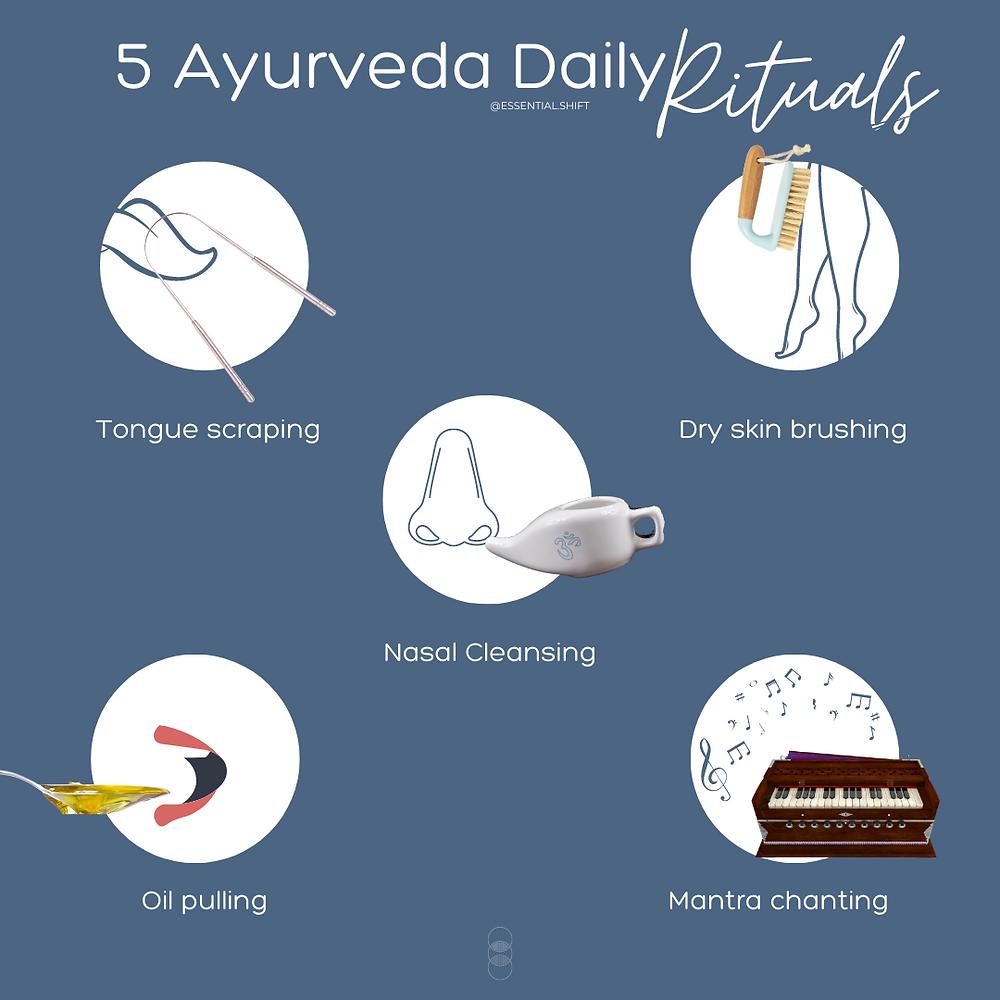 Ayurveda-Rituals