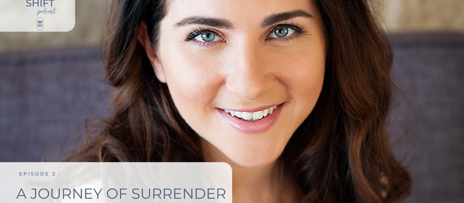 2: A Journey into surrender with Mariah MacInnes