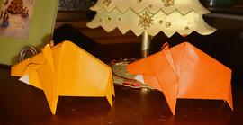 折り紙テーマ展『亥』