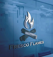 Fresco Flames