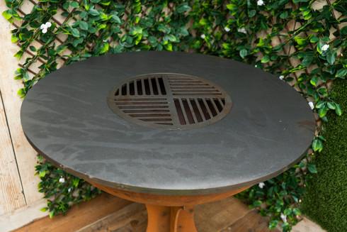 Sorrento - Wood Burning Barbecue