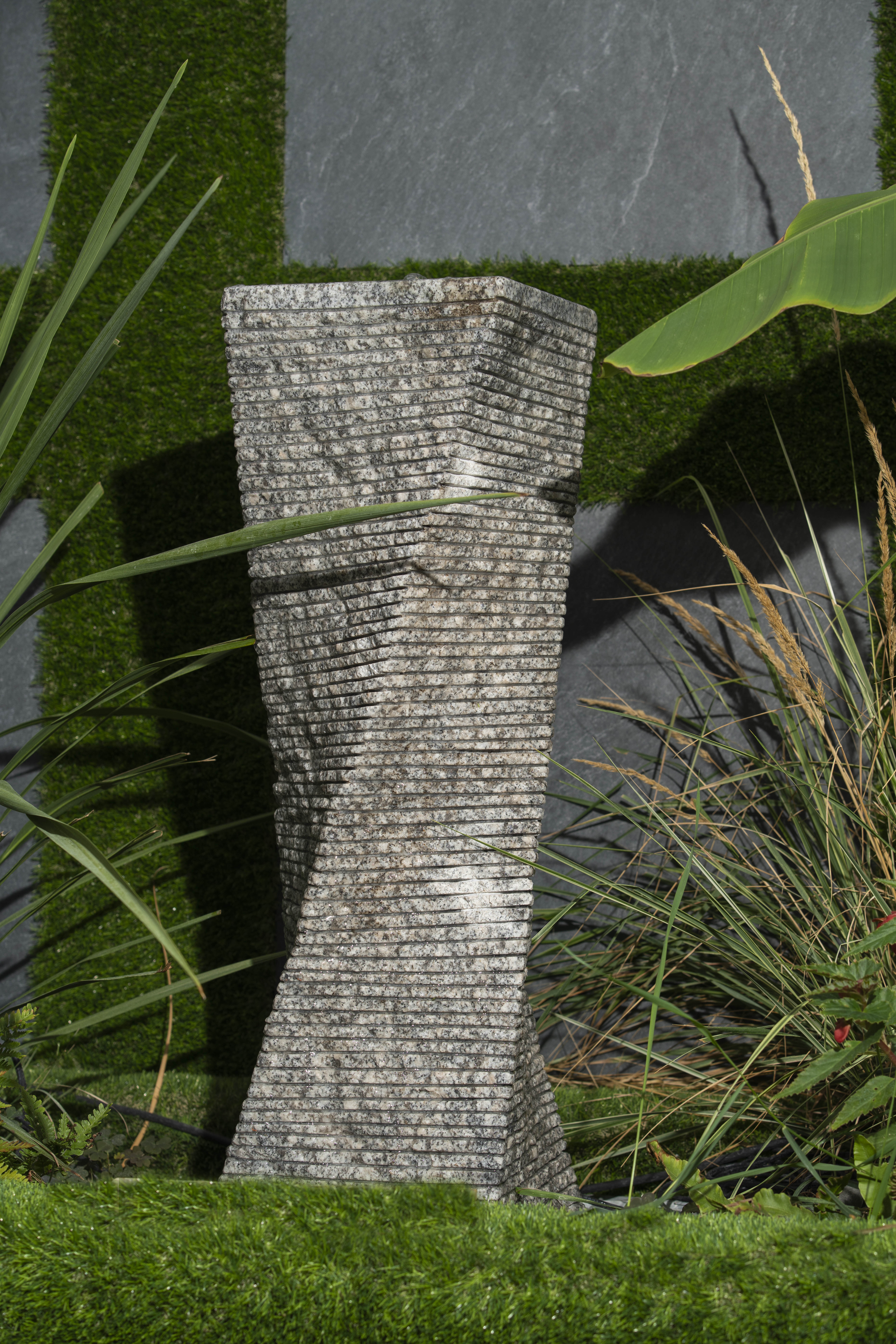 Grey Granite Twist