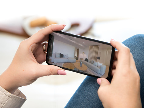 360  ̊ Virtual Reality Video Tour