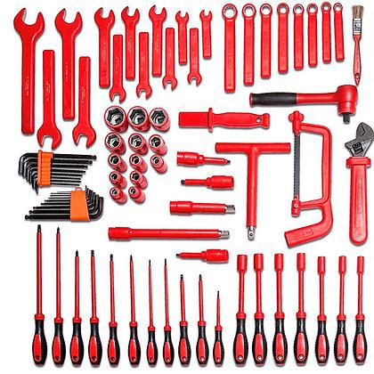 Ensaio Tensão aplicada em ferramentas elétricas