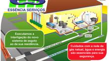 Está na hora de conectar no novo sistema de esgoto em Macaé.
