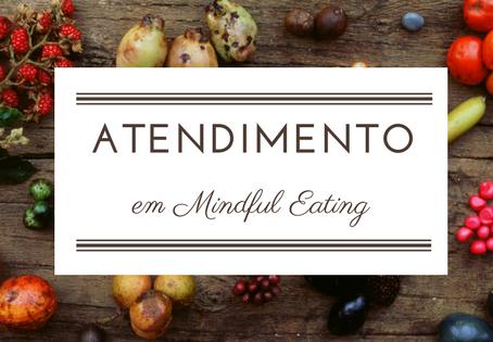 Como é um atendimento em Mindful Eating?