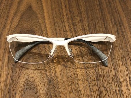 眼鏡・・・