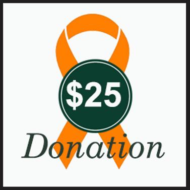 $25 Donation to RLG Foundation