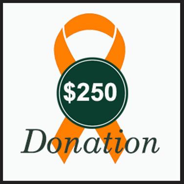 $250 Donation to RLG Foundation
