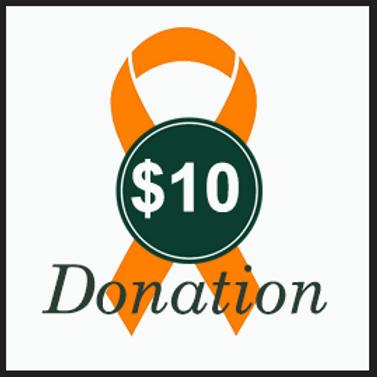 $10 Donation to RLG Foundation