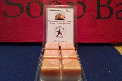 Cinnamon Roll Wax Tart