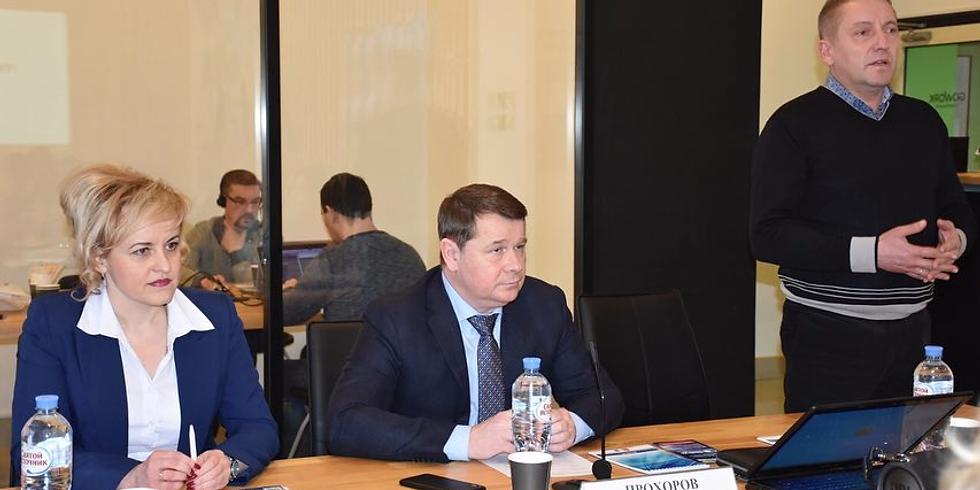 Встреча предпринимателей с главой г.о.Жуковский