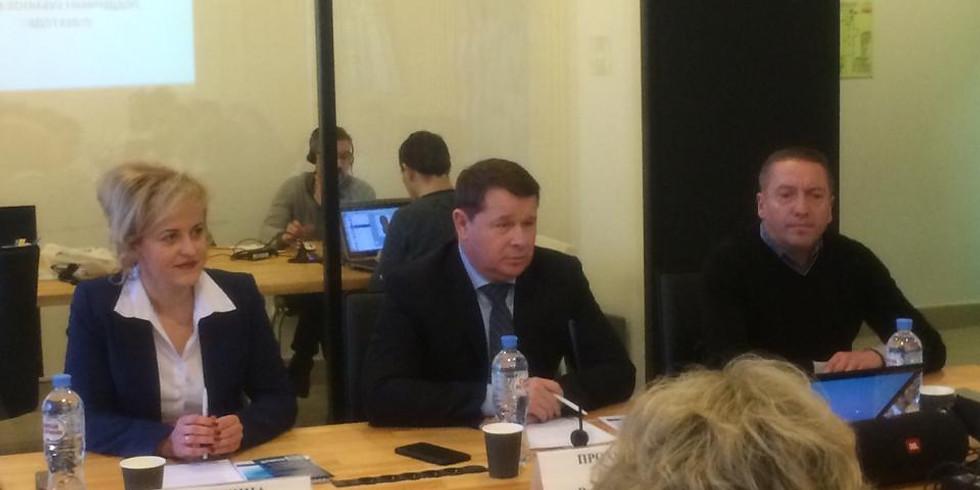 Встреча Главы г.о.Жуковский с бизнесом