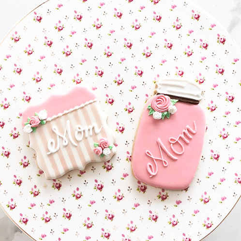 $13→$11.5 Cookie Combi for Mother's Day Special