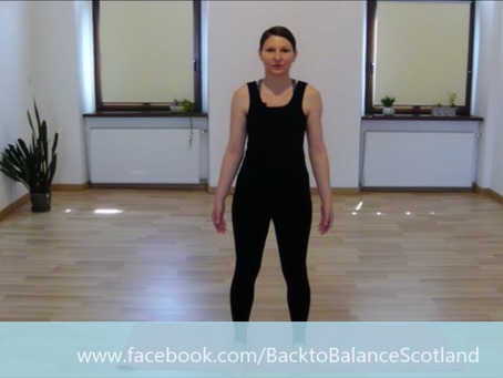 Healthy Gut Exercise - video